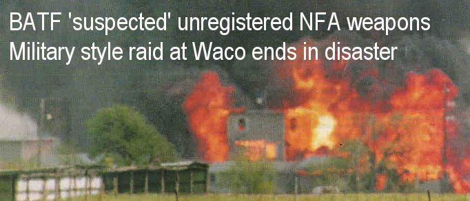 Image result for the branch davidian fire newspaper articles